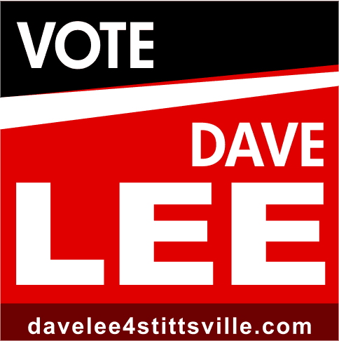 Design:  Dave Lee's Campaign Momentum is Growing!